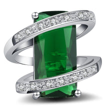 Load image into Gallery viewer, Green Envy Ring