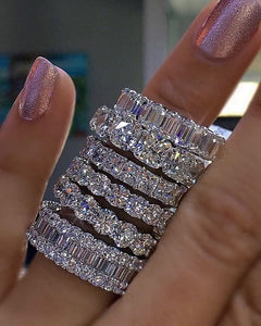 Stackable Bling Ring