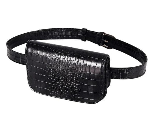 Alligator Fanny Pack