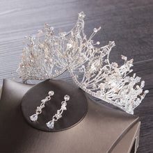 Load image into Gallery viewer, Bridal Crown Set