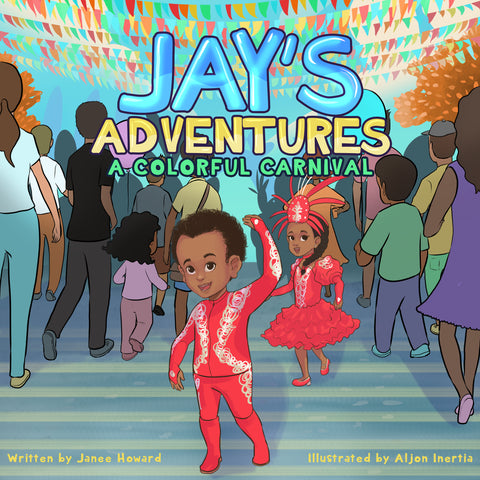 Jay's Adventures Soft Cover