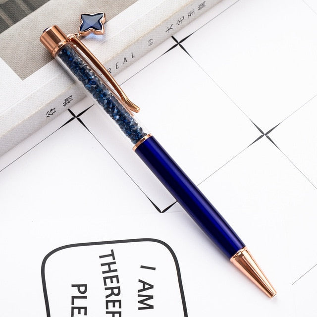 Luxury Charm Crystal Pen