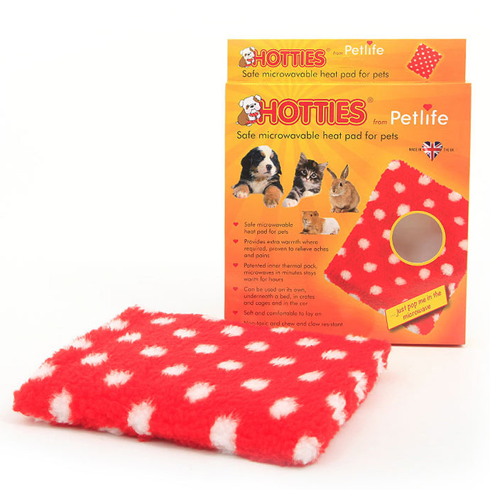 Petlife Hotties Heat Pad for Dogs-Best4Bulldogs