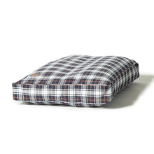 "Load image into Gallery viewer, Danish Design ""Lumberjack"" Box Duvet Dog Bed-Best4Bulldogs"