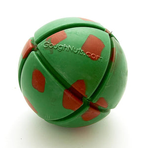 GoughNuts Coloured Interactive Dog Ball-Best4Bulldogs