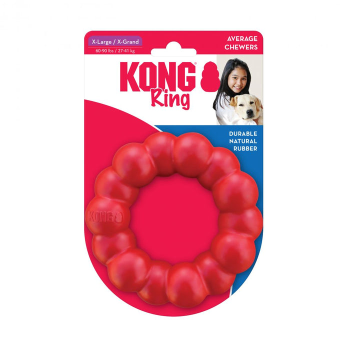 KONG Ring Dog Toy (Extra Large)-Best4Bulldogs