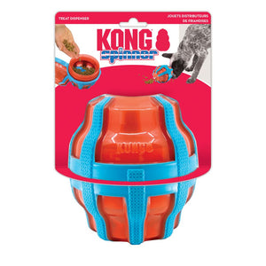 KONG Treat Spinner Dog Toy