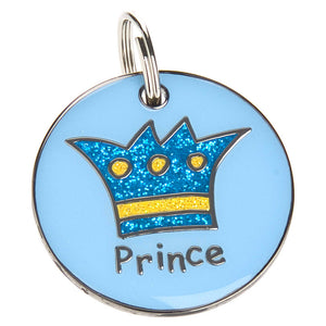Prince Pet Tag-Best4Bulldogs