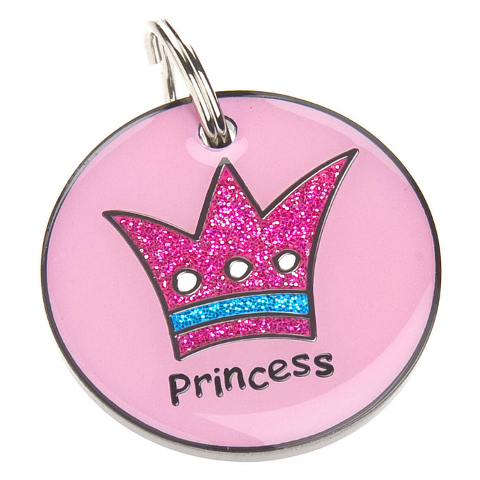 Princess Pet Tag-Best4Bulldogs