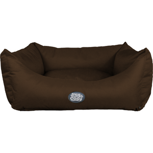 "Snug & Cosy ""Pescara"" Waterproof Dog Bed-Best4Bulldogs"