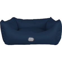 "Load image into Gallery viewer, Snug & Cosy ""Pescara"" Waterproof Dog Bed-Best4Bulldogs"