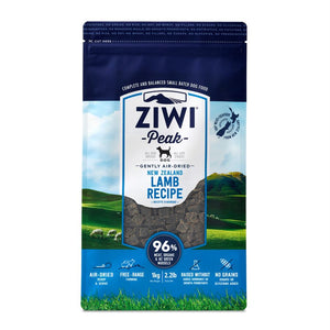 ZIWI Peak Air-Dried Lamb Dog Food 4kg