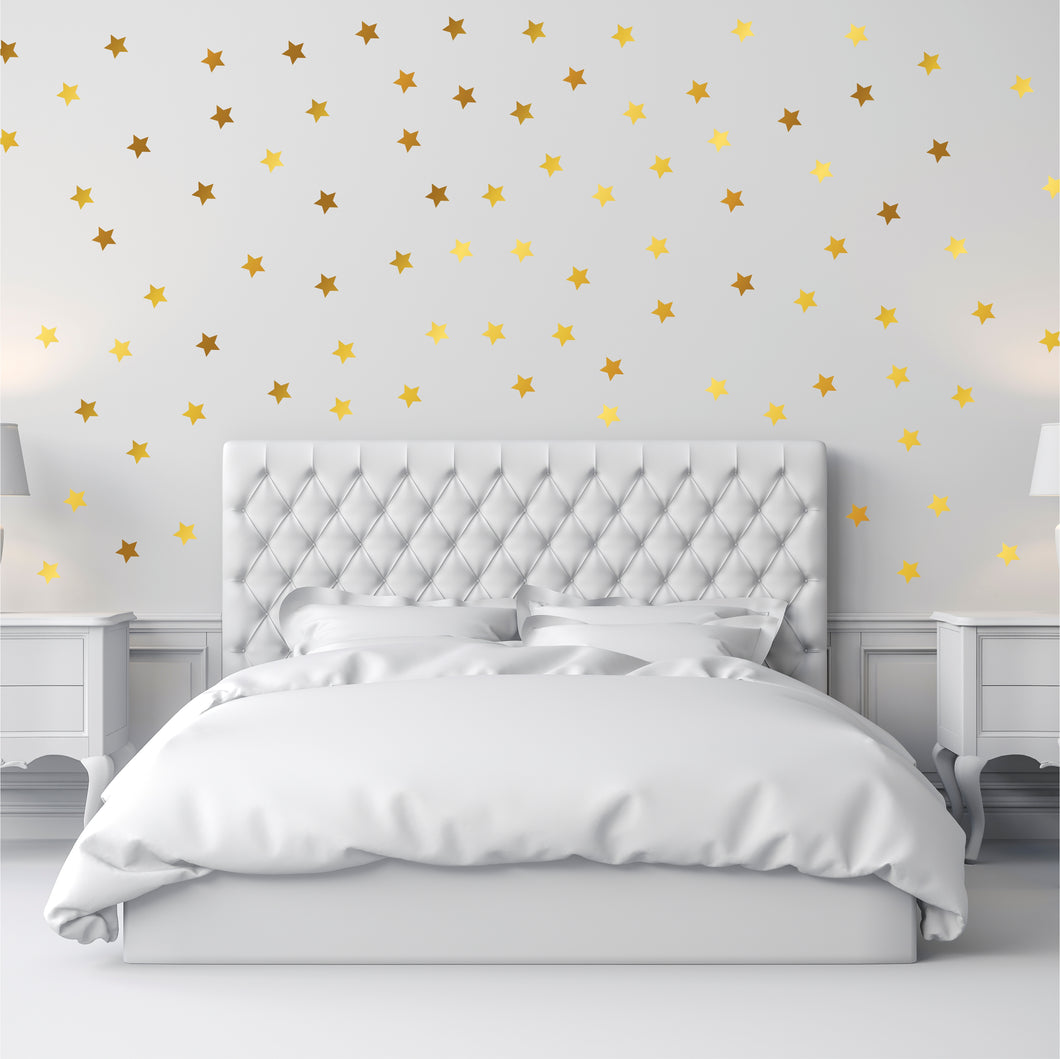 Wall of Stars Decal