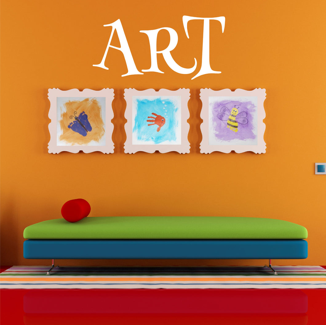 Art Wall Decal