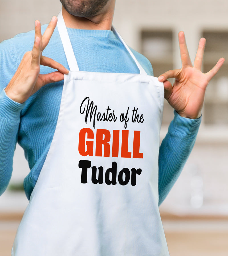 sort personalizat - master of grill