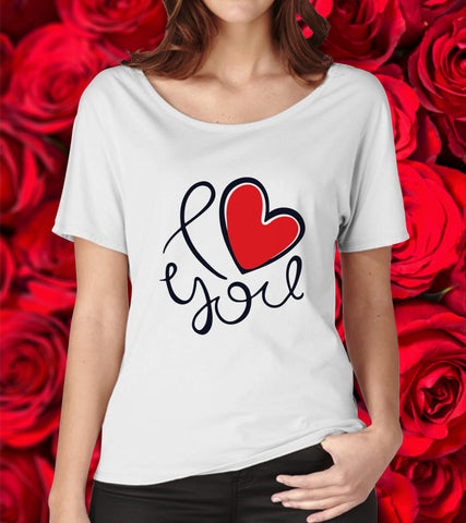 Tricou - I love you