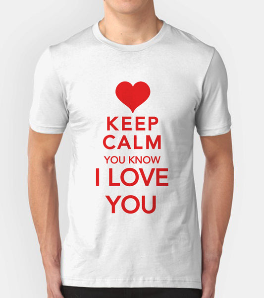 Set tricouri cuplu - He's mine / Keep calm