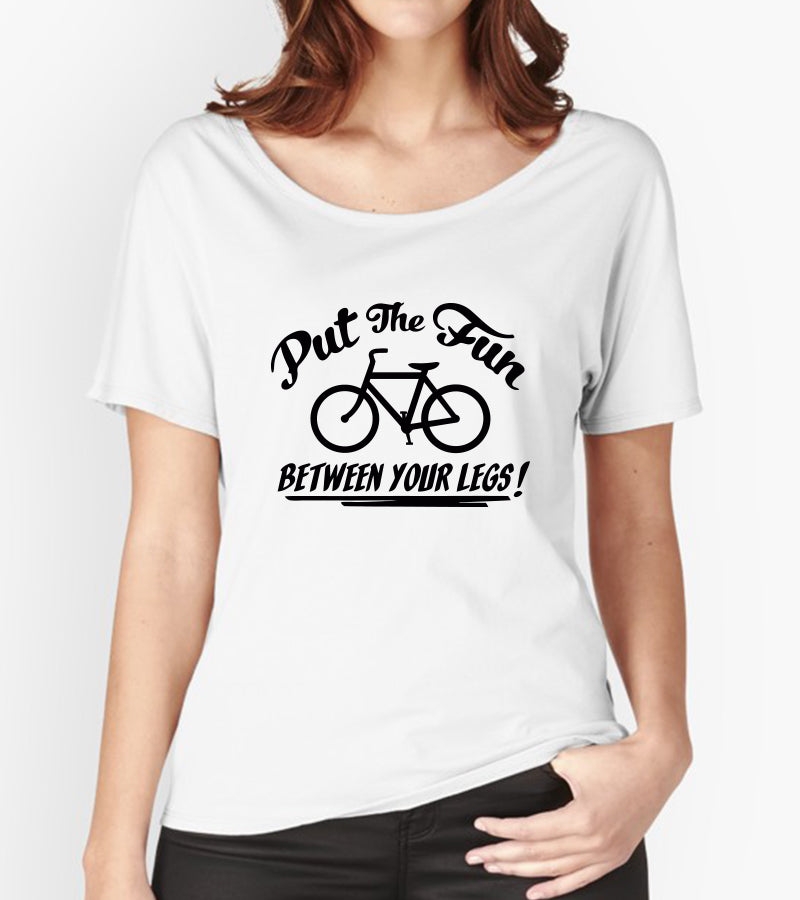 Tricou - Put the fun between your legs!