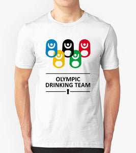 Tricou - Olympic drinking team
