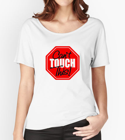 Tricou - Can't touch this!
