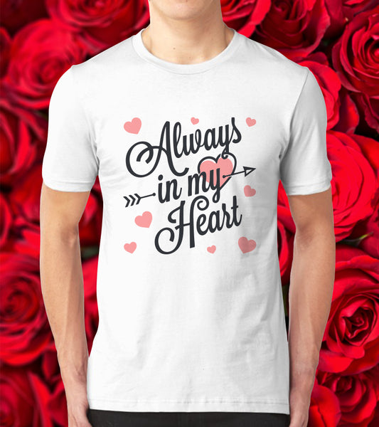 Tricou - Always in my heart