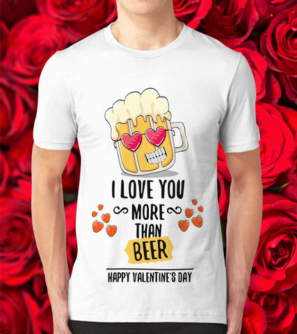 Tricou - More than beer