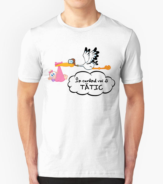 Tricou -  In curand Tatic
