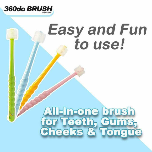 360do Circular Toothbrush 3-12 years old