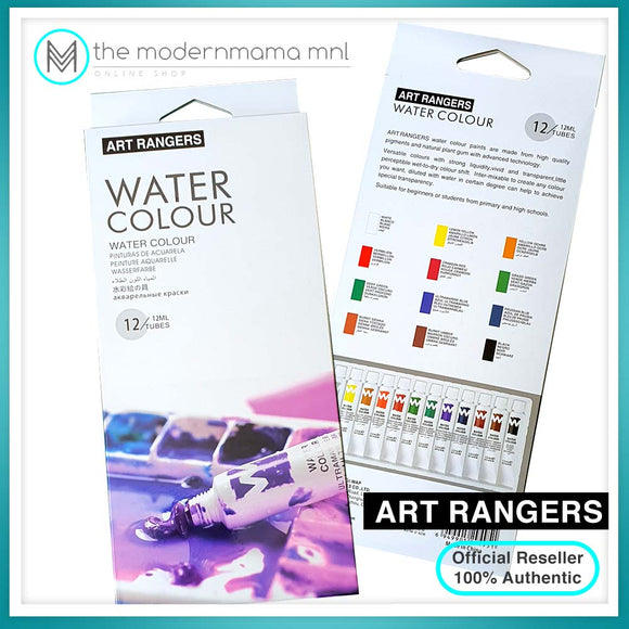 Art Ranger Watercolor 12 ml set
