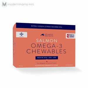 Atlantic Delights Omega-3 Chewables