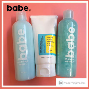 Babe Formula Bundle with SkinPlay Bright & Free or COSRX LowPh Good Morning Gel Cleanser
