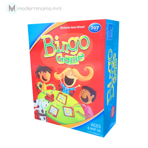Bingo Game for Kids and the Whole Family