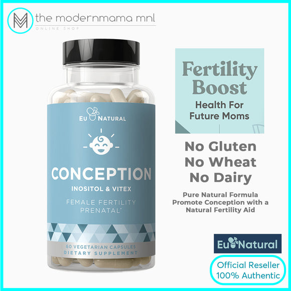 Conception Women - Female Fertility by Eu Natural