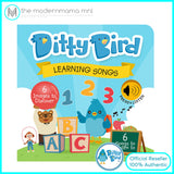 Ditty Bird Interactive Board Books (All Titles)