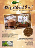 Lactablend Combo Nipple Care 30ml and Choco Mix or Coffee Mix