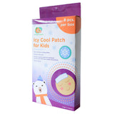 Icy Cool Patch for Kids by Orange and Peach