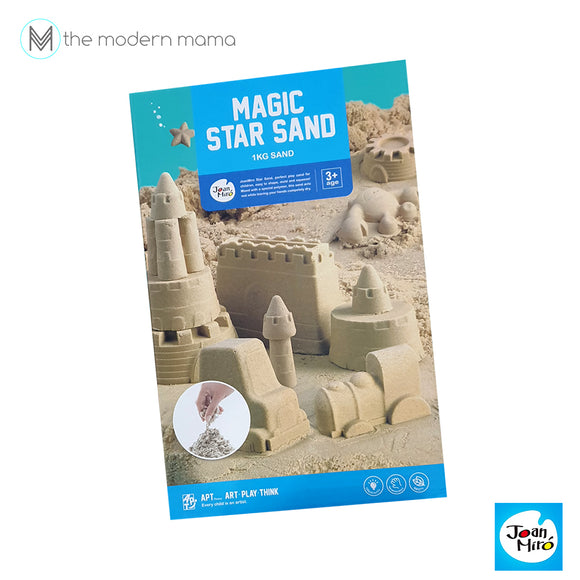 Joan Miro Magic Star Sand 2.2 lbs