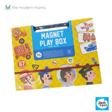 Magnet Playbox by Joan Miro (Things That Go, Crazy Faces, Princess Closet