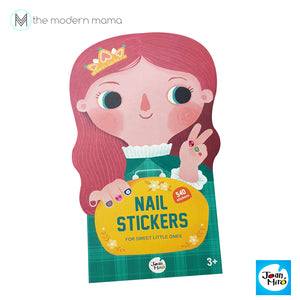 Nail Stickers by Joan Miro New!