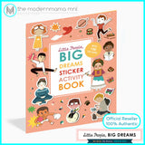 Little People Big Dreams Sticker Book