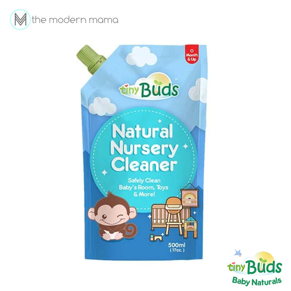Tiny Buds Nursery Cleaner Refill 500ml (New!)