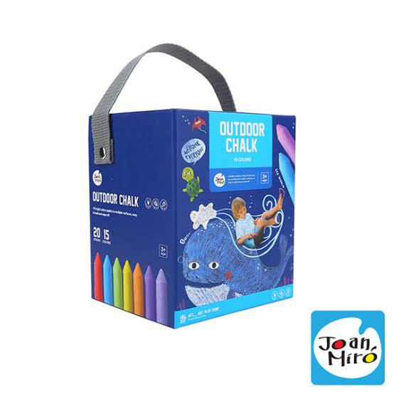 Joan Miro Outdoor Chalk