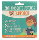 Funpatch Anti-Mosquito Repellant, Anti Dengue Patches for Adults & Babies DEET Free!