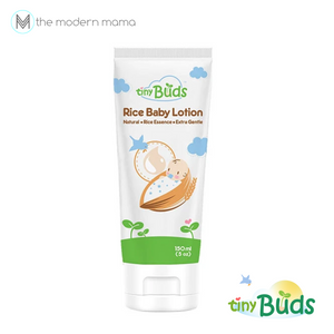 Tiny Buds Rice Baby Lotion