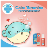 Tiny Buds Calm Tummies Natural Colic Relief
