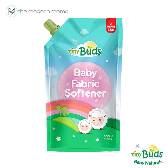 Tiny Buds Fabric Softener 500mL