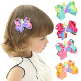 Unicorn Baby Hair Bows for Girls Babies and Toddlers
