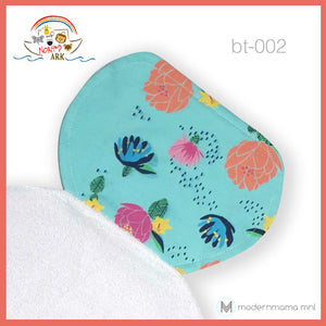 Noah's Ark PH Cotton Back Towels for Girls
