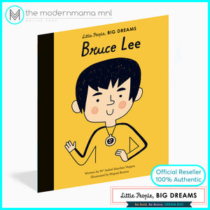 Little People Big Dreams Men Ages 5+