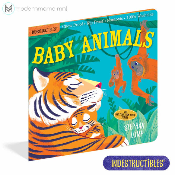 Indestructibles: Baby Animals